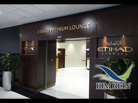 Abu Dhabi Premium Lounge Terminal 3
