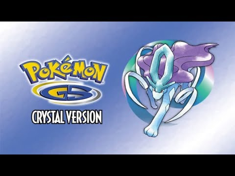 Pokemon Crystal VC 3DS eShop Version Early Playthrough Live!
