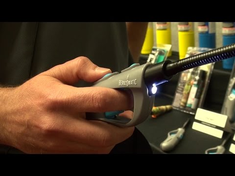 Las Vegas Hardware Show 2015: BernzOmatic Flex Utility Lighter