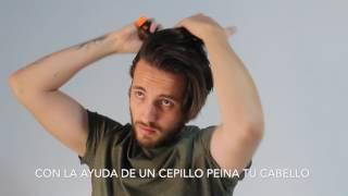 Peinado con cabello semi-largo HOMBRE 2017 | JR Style