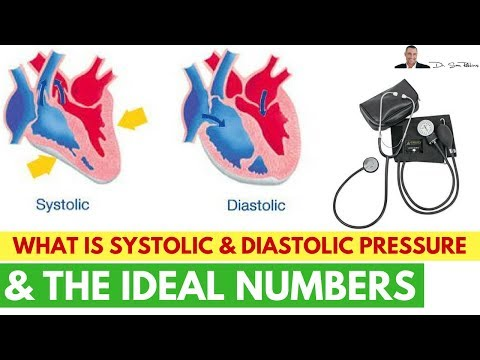 🌡 What Is Systolic & Diastolic Pressure & The Ideal Numbers