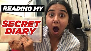 Reading My Secret Diary!! | #RealTalkTuesday | MostlySane