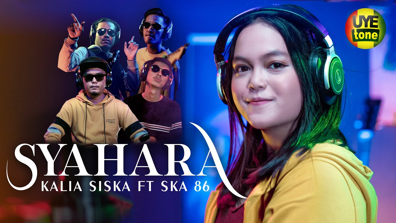 SYAHARA | THOMAS ARYA | DJ KENTRUNG | KALIA SISKA ft SKA 86