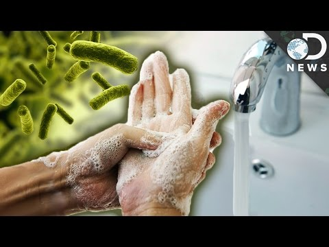 Why You're All Washing Your Hands Wrong!