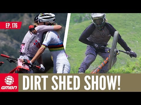Is Age A Barrier In Mountain Biking? | Dirt Shed Show Ep. 176
