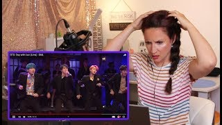 Vocal Coach REACTS to BTS: BOY WITH LUV (Live) - SNL