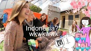 "Ekspresi Orang Jepang Tentang Indonesia?!""#$%&"