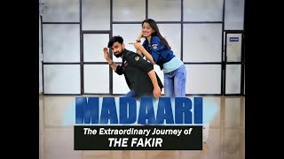 MADAARI- The Extraordinary Journey Of the Fakir|fun loving dance section| Beat Freaks N Team