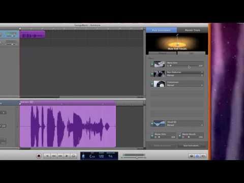 Garageband: How To: Auto-Tune/Sound Professional