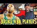 10 NBA Players Who Went Broke