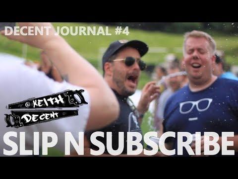 SLIP N SUBSCRIBE - Decent Journal #4