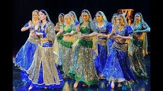 Wanna be my chammak challo, Indian Dance Group Mayuri, Petrozavodsk, Russia