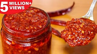 एक बार बनाओगे तो बार बार बनाने का मन करेगा ऐसी मार्किट जैसी Schejwan Sauce | Homemade Schezwan Sauce