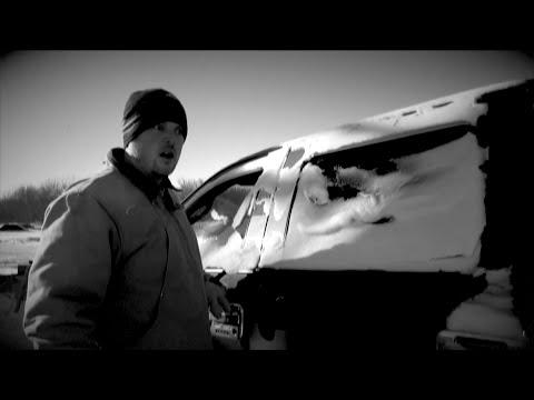 Snow Shoveling - Silent Short Film Comedy 2015