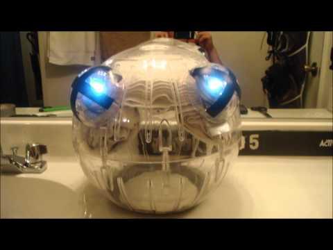 How I Made A Deadmau5 Helmet (simple)