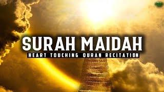 SURAH MA'IDAH (FULL CHAPTER WITH ENGLISH TRANSLATION) - HEART TOUCHING QURAN