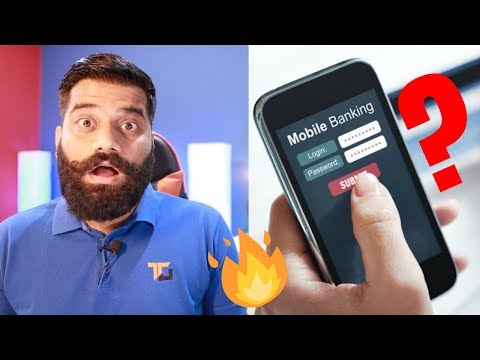 TOP 5 Mobile Banking Secrets - Protect your BANK Accounts 🔥🔥🔥