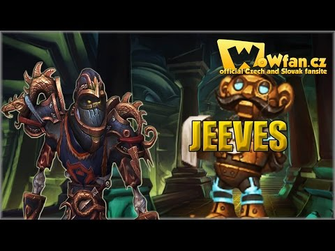 31. WoW 6.1.0 - Jeeves CZ