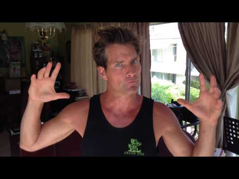 Kambo CLEANSE for lymph & nervous system | RIPPED AT 50