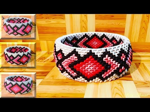 How to make 3d origami box 37