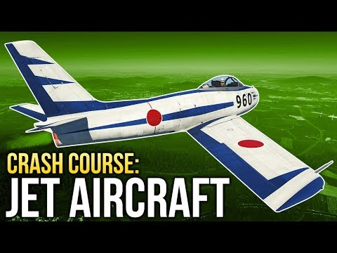 🛩️ Crash Course: Jet Aircraft / War Thunder
