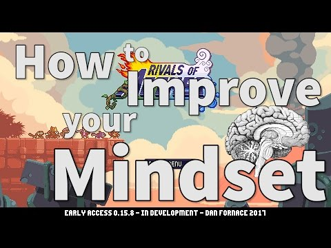 How to Improve your Mindset | Competitive Fighting Guide