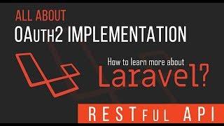 Laravel Passport | | OAuth 2 0 | Get OAuth Token #5 - PakVim