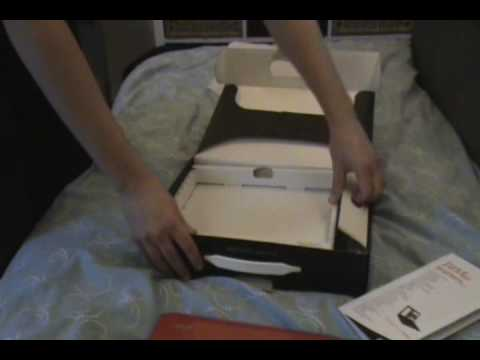 Acer Ferrai One 200 Unboxing