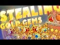 Stealing Golden Gems#13 | King of Thieves