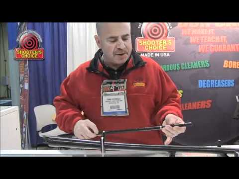 Shooter's Choice Barrel Wizard at the 2012 Shot Show