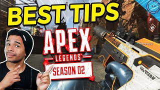 10 Tips To Instantly Improve In Apex Legends Season 2!