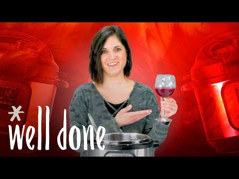 Instant Pot Wine: Make Your Own 3-Ingredient Wine In A Cheap & Simple Way | Mom Vs | Well Done
