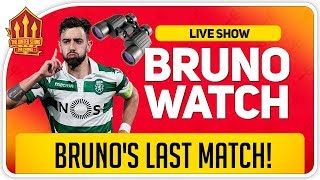 Bruno Fernandes WATCH! Man Utd Transfer News