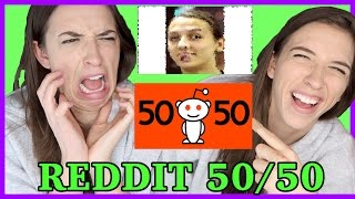 Reddit 50/50 Challenge!