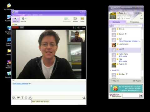 Yahoo! Messenger Chat, Instant message, SMS, PC Calls and More
