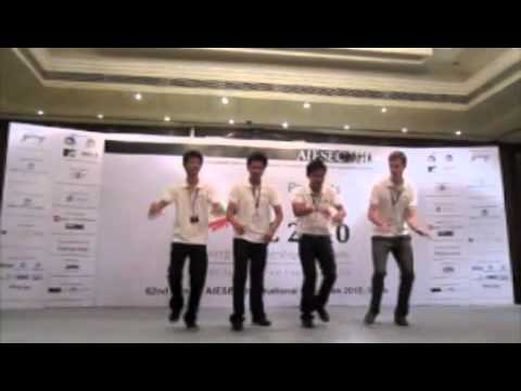 AIESEC IC 2010 Cambodia Roll Call