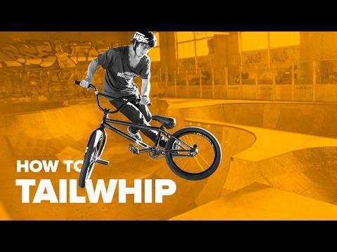How to Tailwhip on BMX - Basic BMX tricks