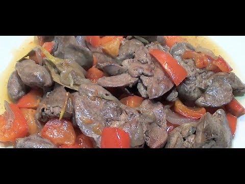 How to make Chicken Liver Recipe