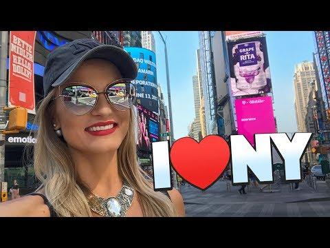 Primeiro dia em Nova York - Chelsea Market | High Line | Metrô | Times Square - Ep.2