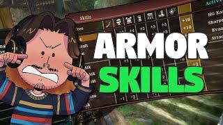Monster Hunter: The Evolution of Armor Skills