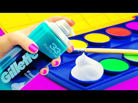 12 COOL AND SIMPLE DRAWING TRICKS FOR KIDS