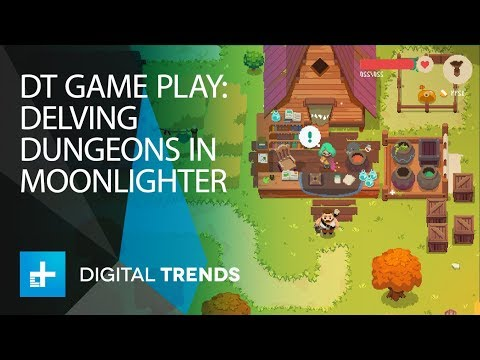 DT Game Play: Delving Dungeons in Moonlighter!
