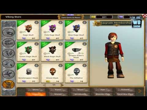 How To Train Your Dragon - School of Dragons - Female Flight Suit, Fishing [Part 19] [iPad]