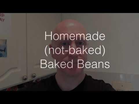 Homemade (not-baked) Baked Beans