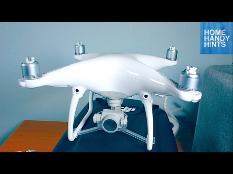 DJI Phantom 4 Unboxing