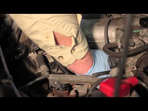 Honda 3.5 Liter Coolant Temperature Sensor Replacement
