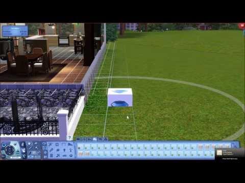 Sims 3 - How To Spawn Gems (Rainbow Gem)