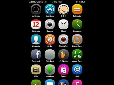 Nokia N9 (MeePhone) Dreamboard Theme