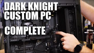 The Custom AMD Gaming Build is DONE... and it looks AWESOME!!!