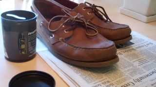 How To Polish Sperry Topsiders Leather Shoes